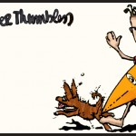 Maunder Thumbless (the surf comics)