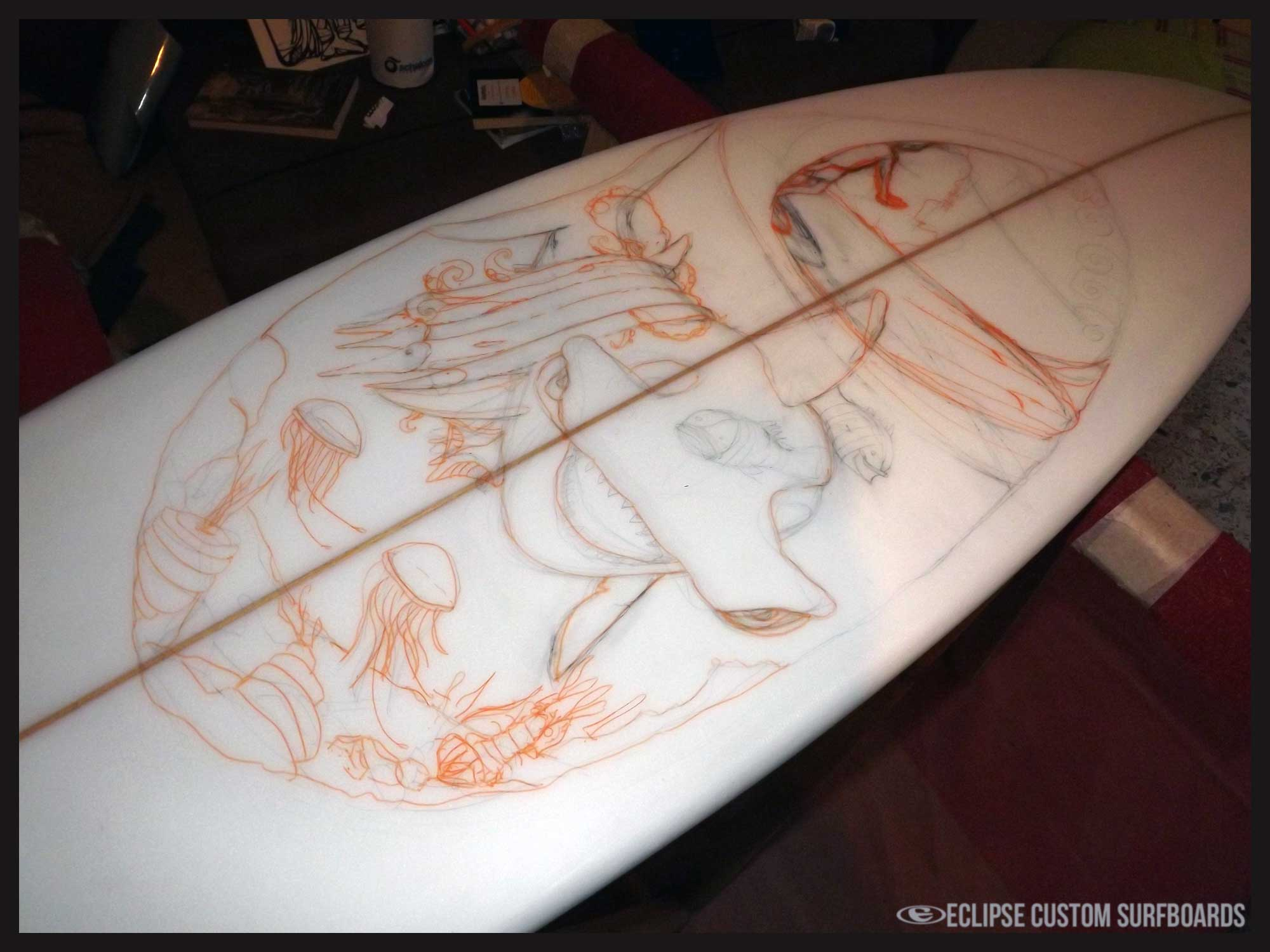 Surf Punks Shark Attack