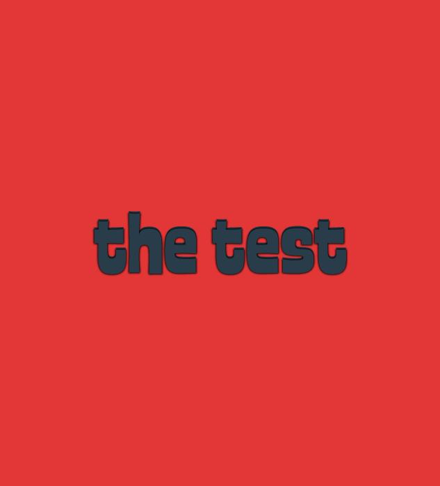thetest