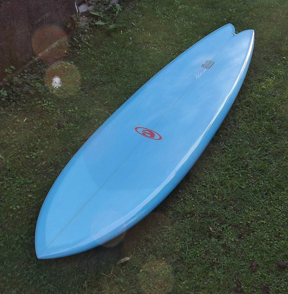 shortboard 5 9 x 21