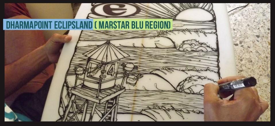 Dharmapoint Eclipsland ( Marstar blu region)