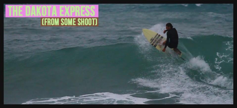 the Dakota express (from Some Shoot)