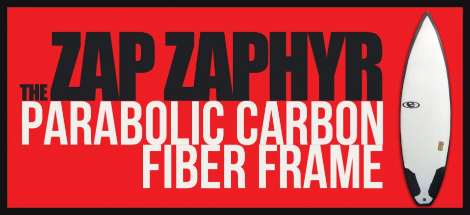 the zap zaphyr carbon fiber parabolic frame