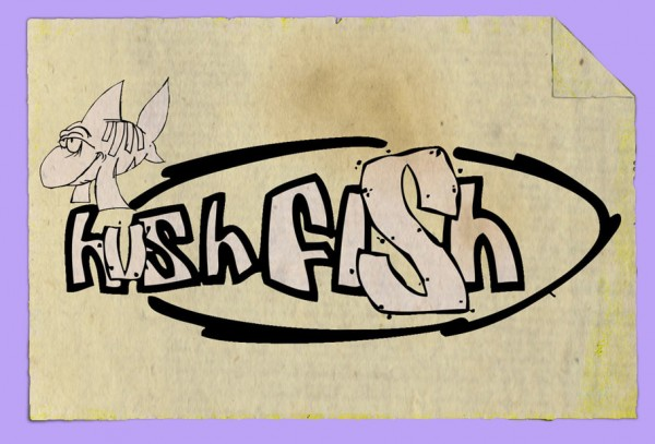 eclipse surfboards hushfish logo
