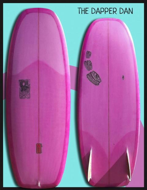 eclipse surfboards the dapper dan model