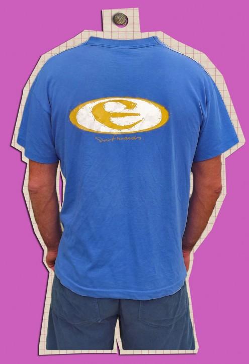 eclipse surfboard second t-shirt rear