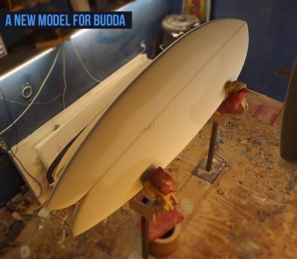 a new model for budda