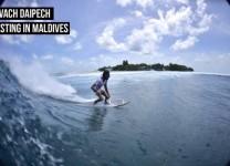 david pecchi in maldives (first photos)