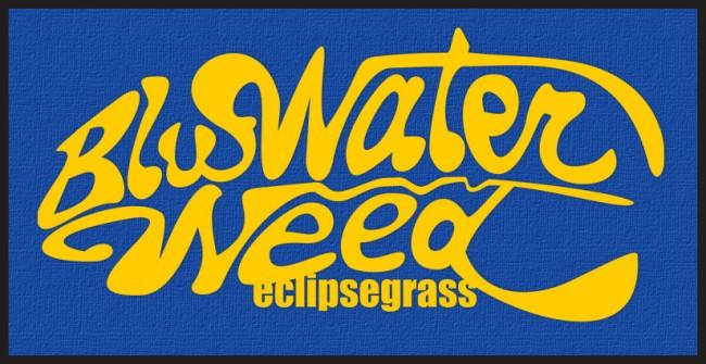 Blu Water Weed logo