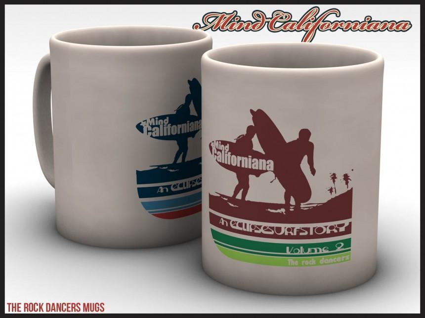 the rock dancers mug