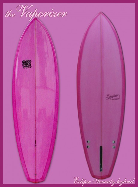 eclipse surfboard vaporizer surfboards
